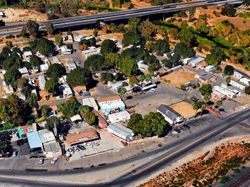 SUNRISE MOBILE HOME PARK, California