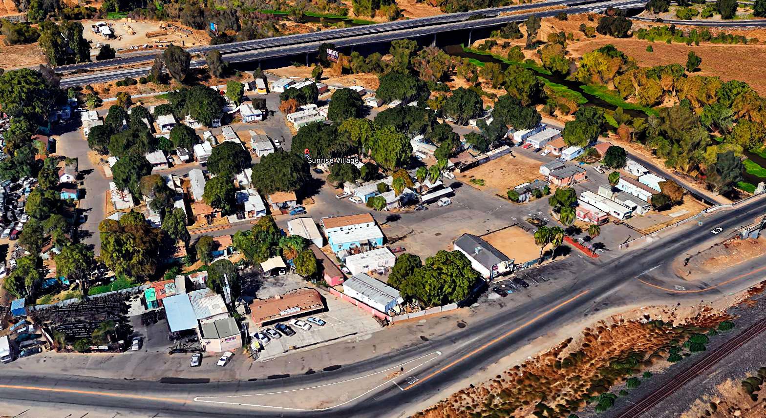 Modesto Mobile Home Park