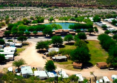ROOSEVELT RESORT PARK, Arizona