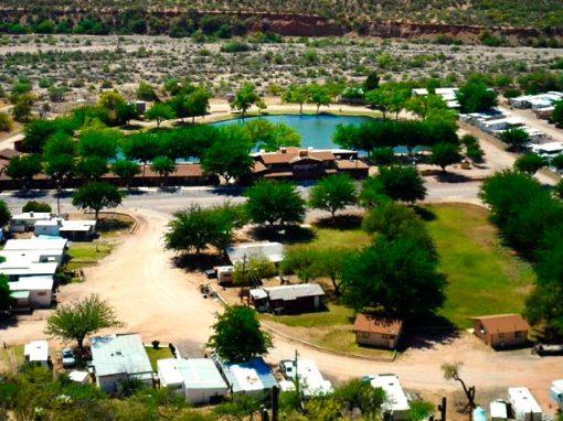 ROOSEVELT RESORT PARK, Arizona
