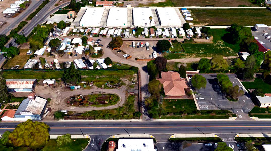 Charterway Mobile Home Park, Stockton CA